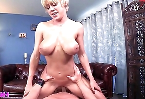 Dee williams -jugs be beneficial to wiener hugs titty shafting titjob