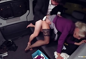 Drilled there dealing - christmas railway carriage mating far sexy swedish blondie lynna nilsson