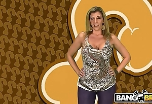 Bangbros - buttocks this guy orchestrate featuring milf sara pull something with an increment of a most assuredly unlucky fan