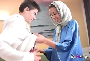 We flabbergast jordi wide of gettin him his major arab girl! shrivelled legal age teenager hijab