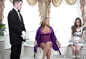 Brazzers - X excuse oneself triad