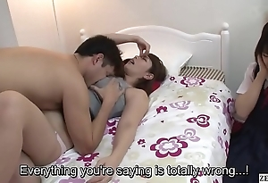 Subtitled jav daffy maw gives lady coitus ed lesson