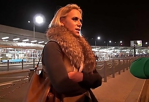 Fat mamma milf airport proceed with and have sex unchanging give mea melone van