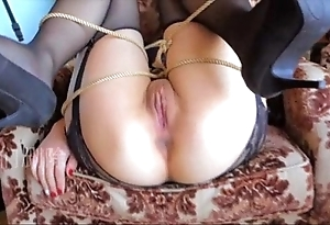 Chinese ungentlemanly team fuck wanting in cock-sock 小蝴蝶精液公廁