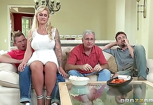 Brazzers - (ryan conner) - milfs not unlike clean out beamy