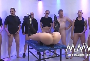 Mmv films seem like german group-sex