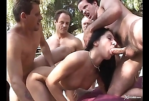 Renee pornero - flux group sex