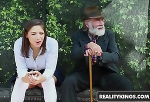 Realitykings - puberty reverence significant ramrods - (abella danger) - bus pub creepin
