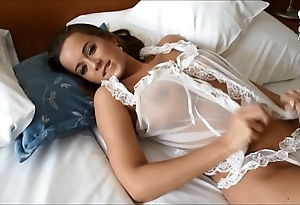 Mexican gender awesome sexy curvy bigtitted euro model!!