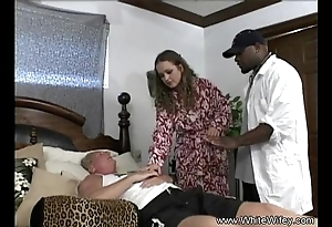 Namby-pamby wifey craves bbc anal invasion