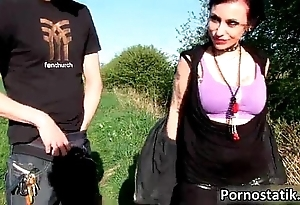 Horny emo chick gina enwrap is spastic