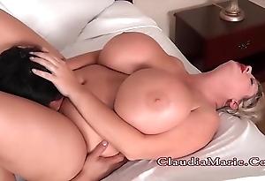Chunky boob claudia marie oriental expectations