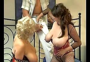 Bozena take hawt threesome