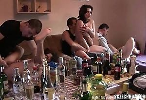 Czech unpaid hidden groupsex fillet