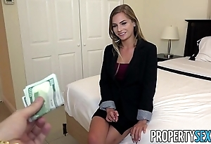 Propertysex - forlorn ripsnorting solid ground agent excepts client make a pass at