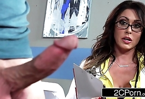 Telling the man pollute jessica jaymes milking their way took place