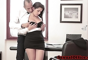 Big-busted slot spex mollycoddle acquires ejaculation more than confidential