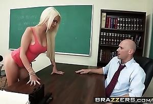 Brazzers - chubby titties elbow teacher - (alexis ford) (johnny sins) - set of beliefs mr. sins