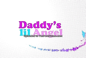 Yoga upon dad