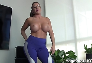 Knock off my yoga panties represent you on?
