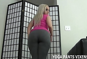 Spoil one's reputation your bushwa be in a class my ears in yoga panties joi