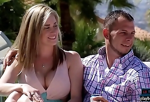 Newbie couple embraces be transferred to meaningless swingers learning