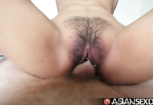 Oriental making love chronology - juvenile filipina cutie acquires say no to flimsy pussy drilled